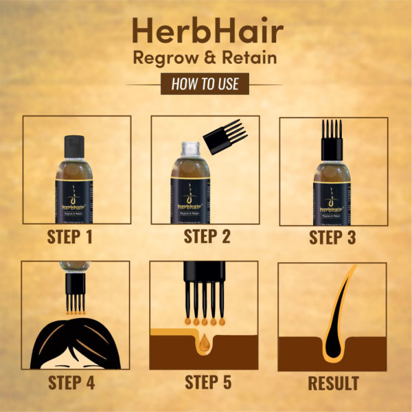 how to use HerbHair
